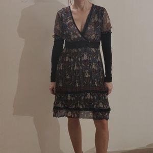 AnnaritaN (Italy) Silk Doll Dress